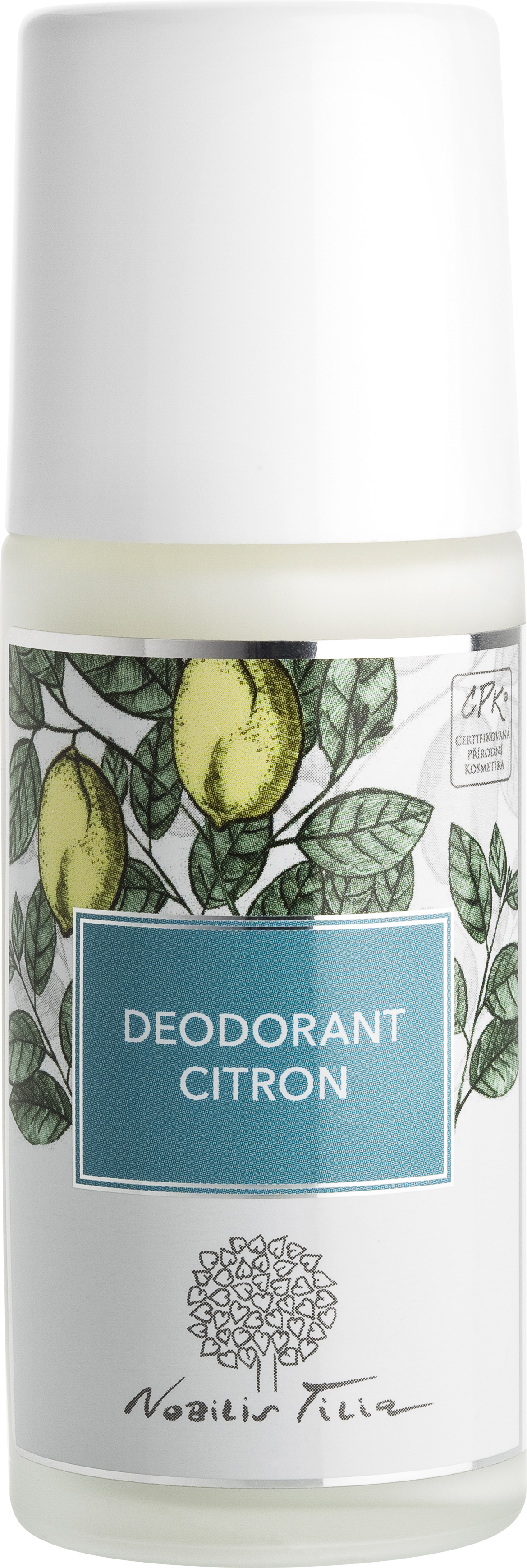 CITRON deodorant roll-on