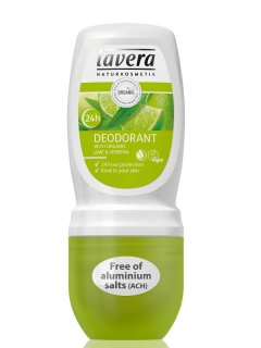 VERBENA A LIMETKA deodorant roll-on