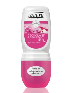 DIVOKÁ RŮŽE deodorant roll-on