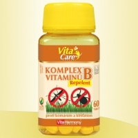 KOMPLEX VITAMINU B - REPELENT 60 tablet